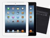 iPad szerviz akkumulátor csere
