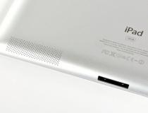 iPad szerviz töltőcsatlakozó csere