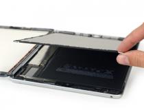 iPad szerviz LCD csere