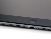 iPad Air töltőcsatlakozó csere