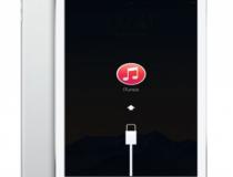 iPad Mini 4 szoftverfrissítés
