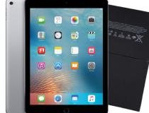 iPad szerviz - pro akkumulátor csere