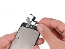 iPhone 5s gyorsszerviz - Előlapi kamera csere