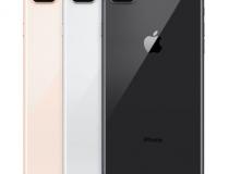 iPhone 8 Plus hátlapi üveg csere