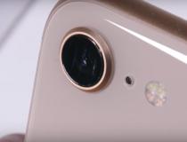 iPhone 8 kamera lencse csere