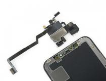 iPhone XR szerviz - hangszóró csere